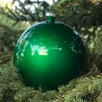 Craft Christmas Ornament Green